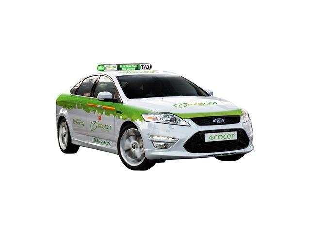 EcoCar System - nowe taksówki w Warszawie