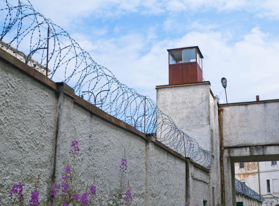 Więzienie - zdjęcie ilustracyjne