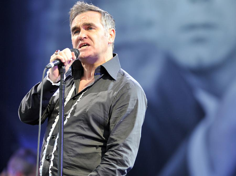 Morrissey z The Smiths idealni na święta