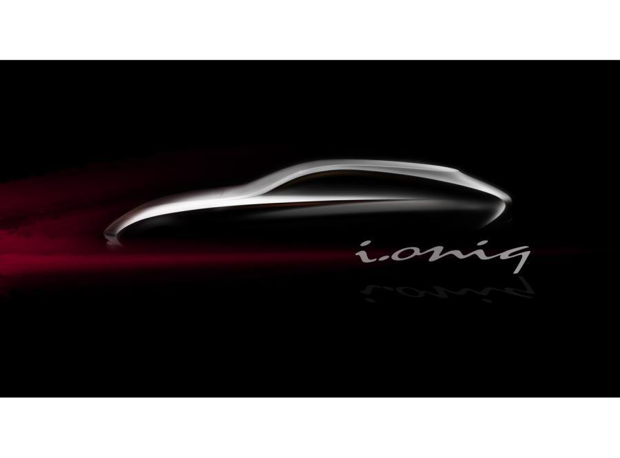 Hyundai i-onic w Genewie