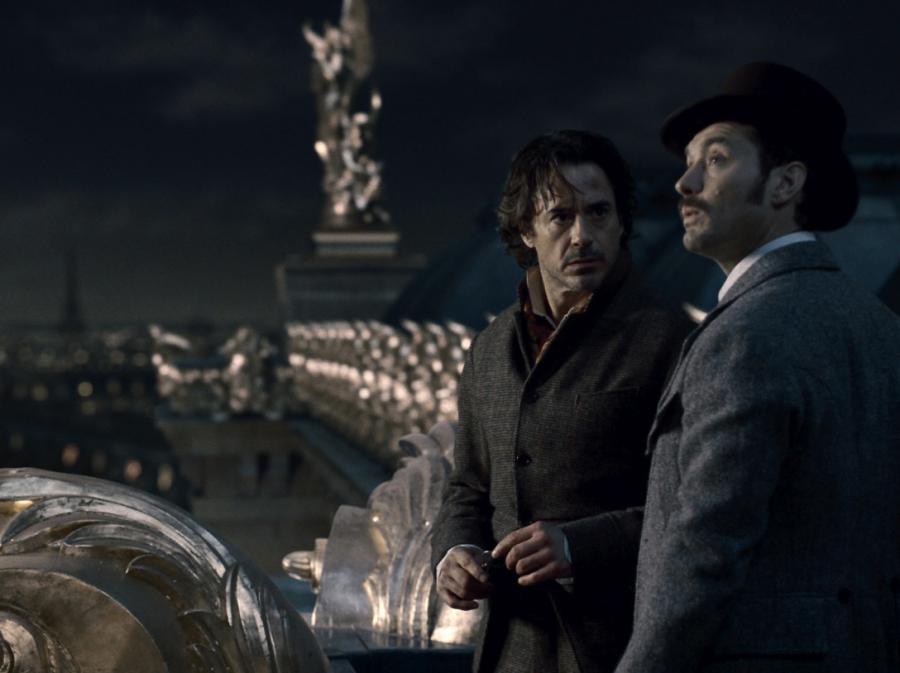 "5. ""Sherlock Holmes: Gra cieni"" – 7,850,000"