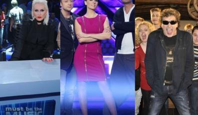 """Must be the music"", ""X Factor"" i ""Bitwa na głosy"""