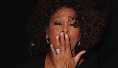 Whitney Houston –wrzesień 2010