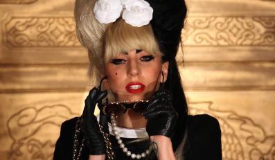 Lady GaGa wśród kosmitów odnajdzie się znakomicie