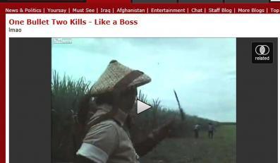 Screen z filipińskiego filmu