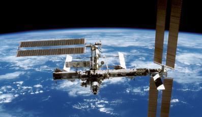 NASA: Astronauta miał wypadek na rowerze