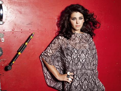 Katie Melua ambasadorką kampanii społecznej \