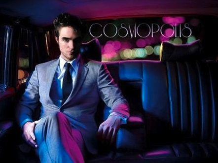 "Robert Pattinson w ""Cosmopolis"""