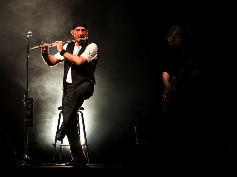 Ian Anderson zagra w Zabrzu