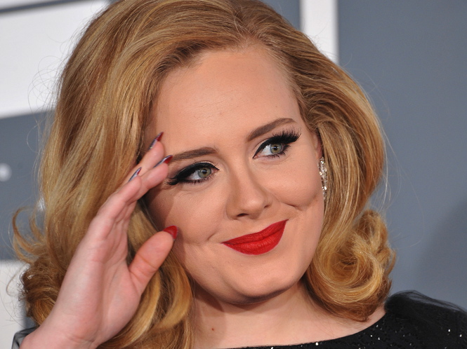 Adele szczerze zaskoczona swoim sukcesem