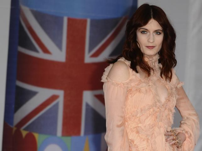 9. Florence Welch
