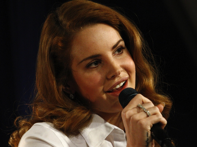 Nieznana Lana Del Rey niespodziewanie w sieci