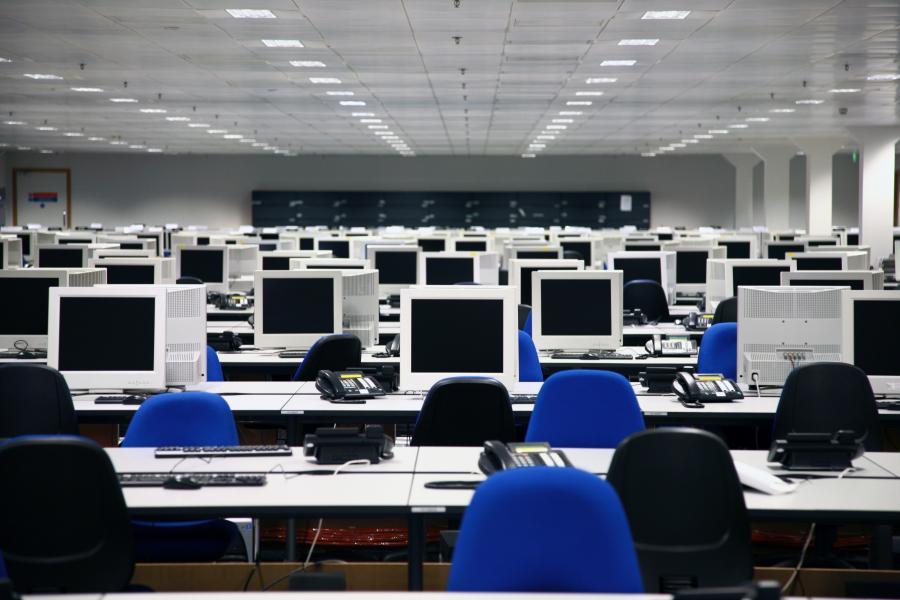 Biuro - zdjęcie ilustracyjne