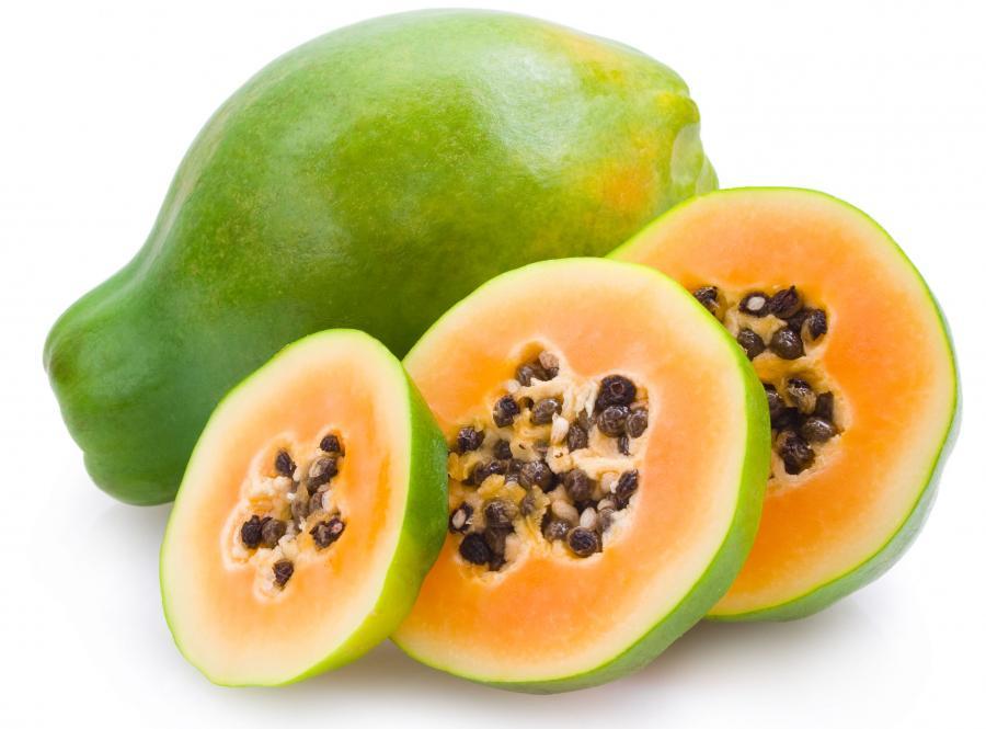 Zdrowa papaja