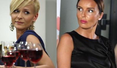 """Aneta Zając i Agnieszka Włodarczyk w serialu """"Pierwsza miłość"""""""