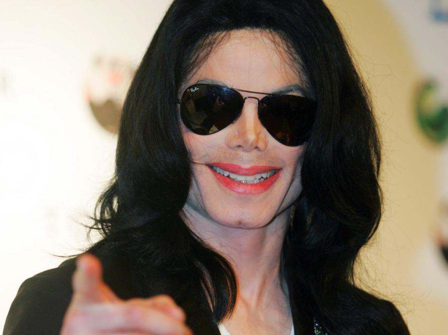 Michael Jackson wróci jak Tupac
