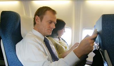 Premier chce latać rejsowymi samolotami
