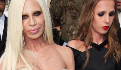 Donatella i Allegra Versace