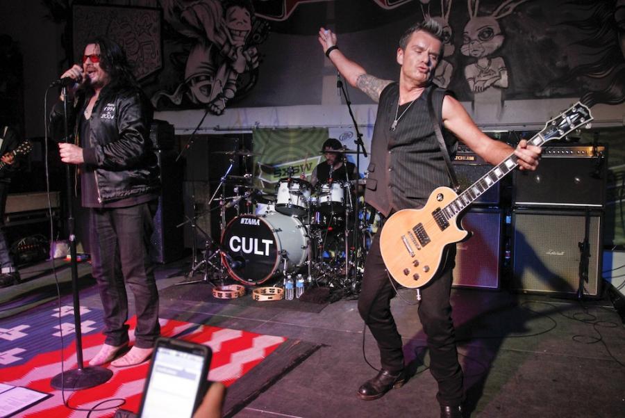 The Cult na nową płytę kazali czekać aż pięć lat