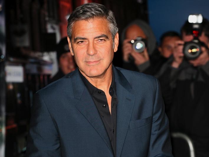 Randka z George\'em Clooneyem dla każdego