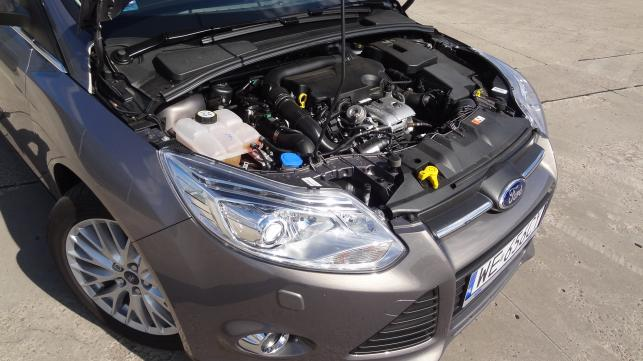 Ford focus 1.0 ecoboost/125 KM