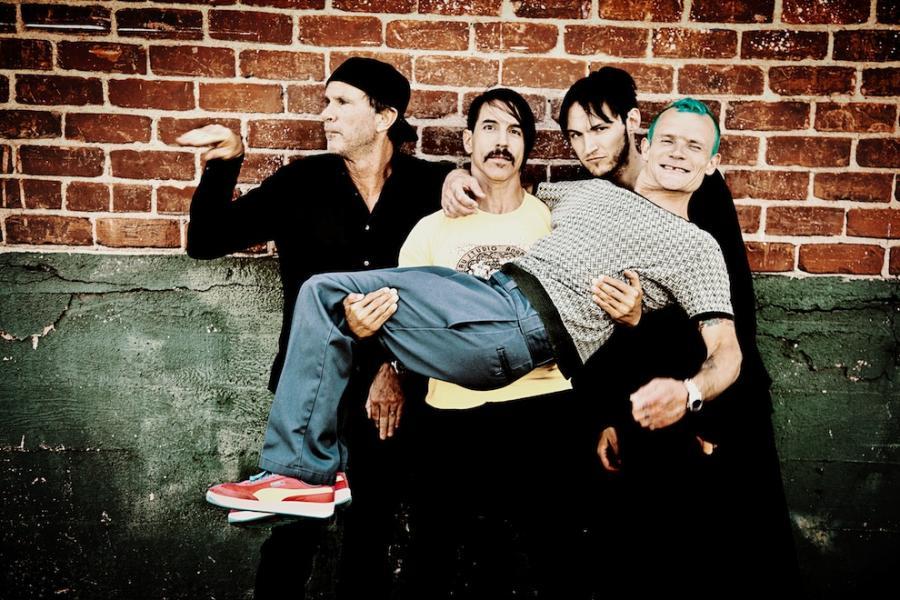 Red Hot Chili Peppers będągwiazdą Impact Festu