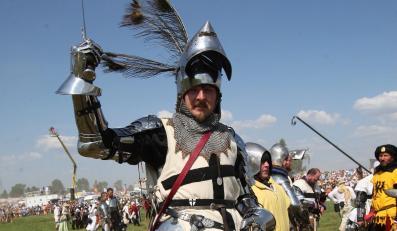 Przed bitwą pod Grunwaldem