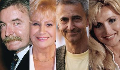 Gwiazdy telewizji sprzed lat