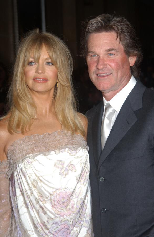 Długodystansowcy w Hollywood - Kurt Russell i Goldie Hawn