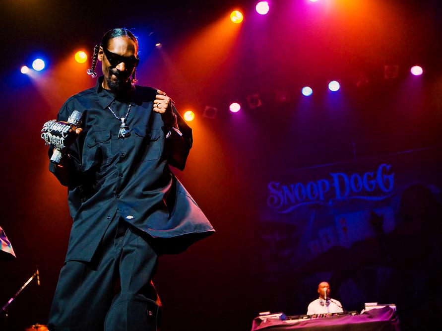 Snoop Dogg kolejną gwiazdą Orange Warsaw Festival