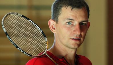 Michał Łogosz, polski badmintonista