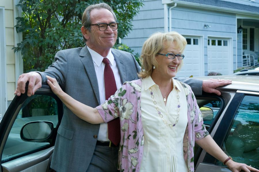 Meryl Streep i Tommy Lee Jones, czyli \