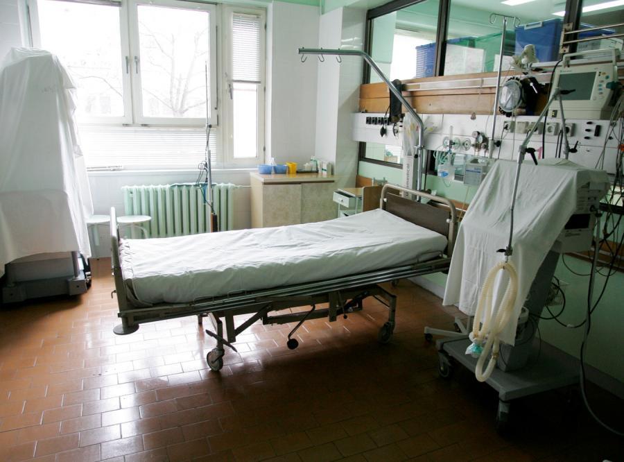 Szpitale są gotowe na leczenie ptasiej grypy