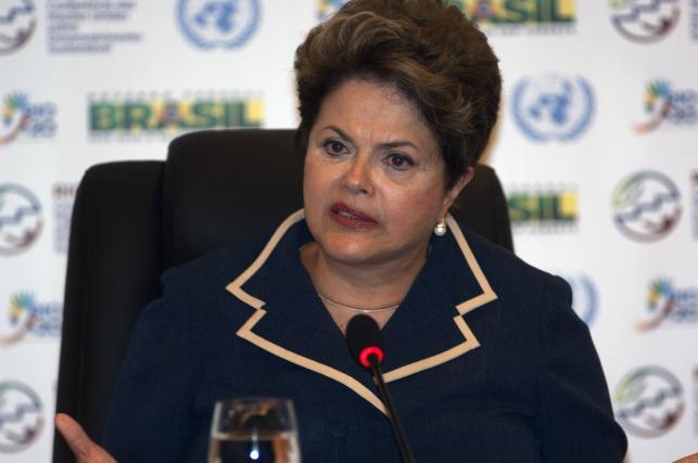 Najpotężniejsze kobiety świata - Dilma Rousseff