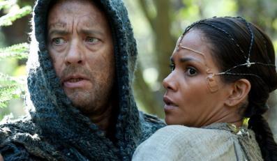 "Tom Hanks i Halle Berry w filmie ""Atlas chmur"""
