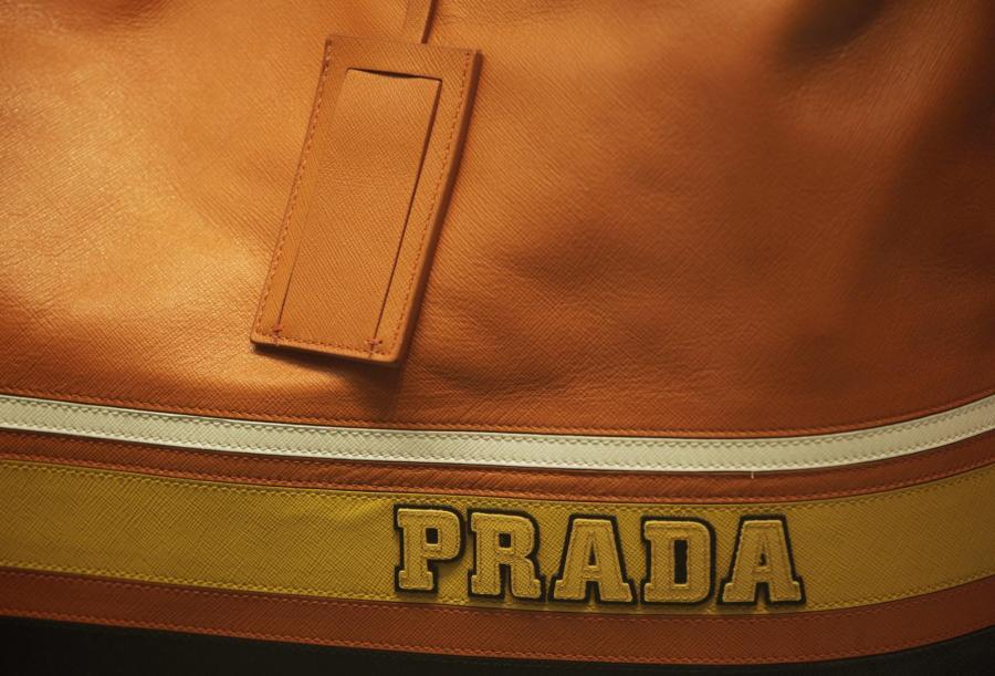 Nieoryginalna torebka Prada
