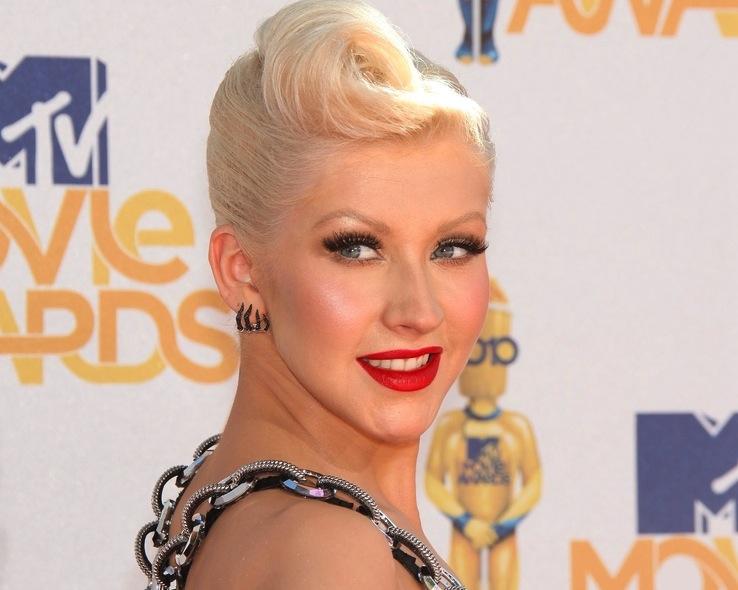 Christina Aguilera nagrywa od nowa