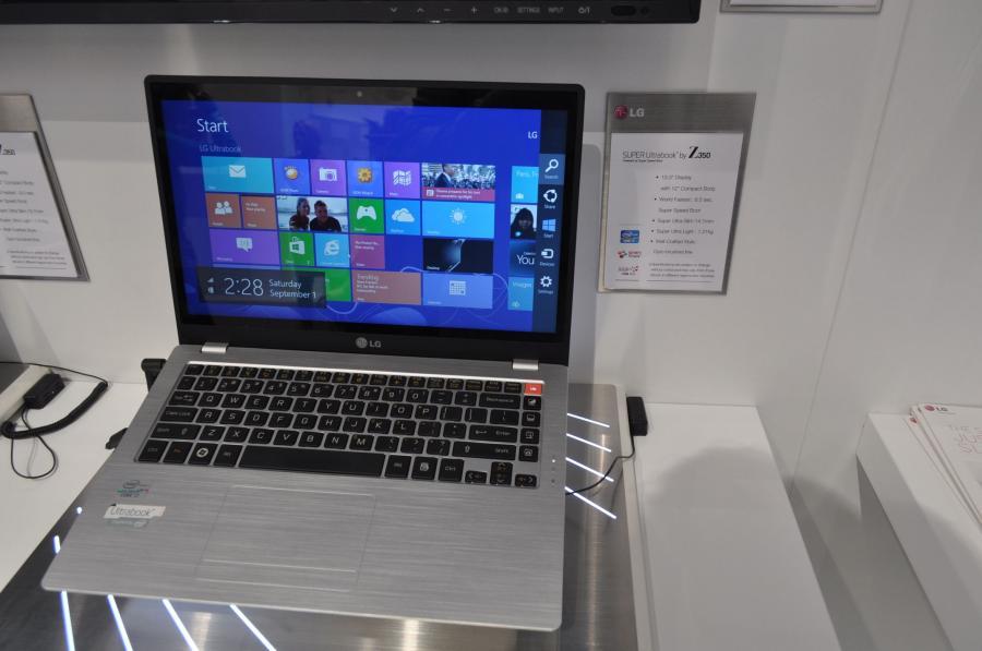 Ultrabook LG