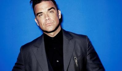 "Robbie Williams na zdjęciach z nowej sesji do ""Take The Crown"""