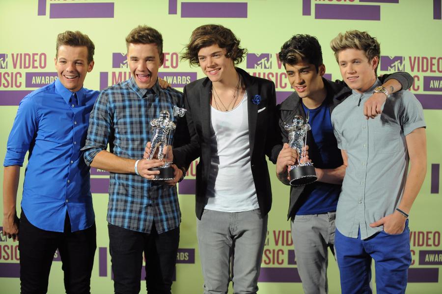 One Direction – triumfatorzy MTV Video Music Awards