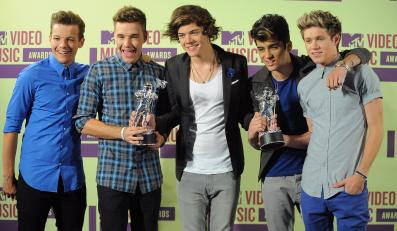 One Direction – triumfatorzy MTV Video Music Awards