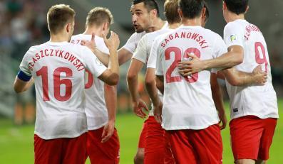 Piłkarze reprezntacji Polski