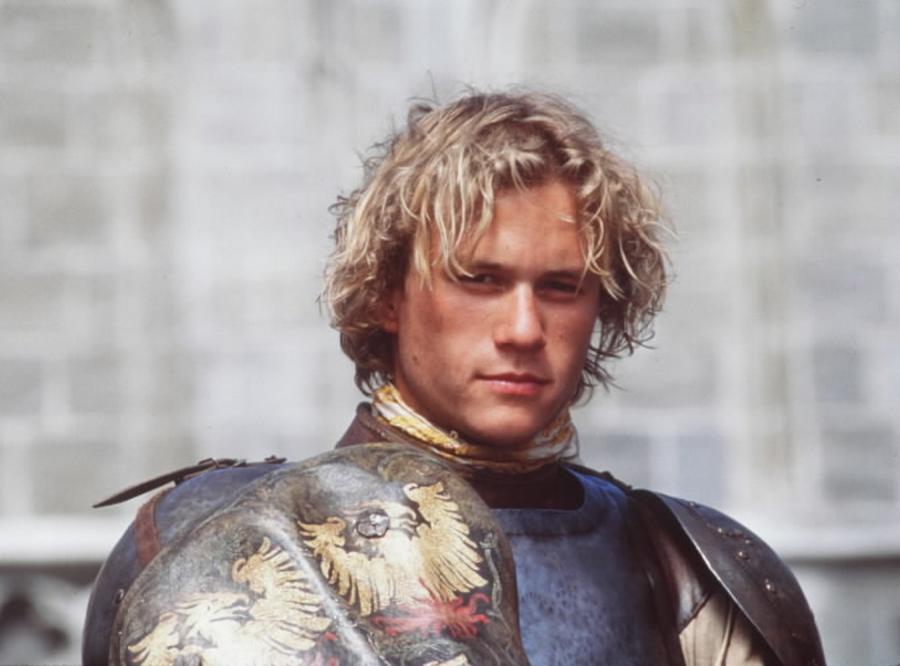 Heath Ledger w Obłędnym rycerzu