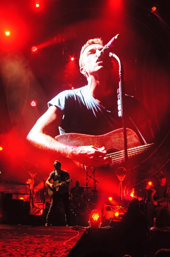 Coldplay w Warszawie