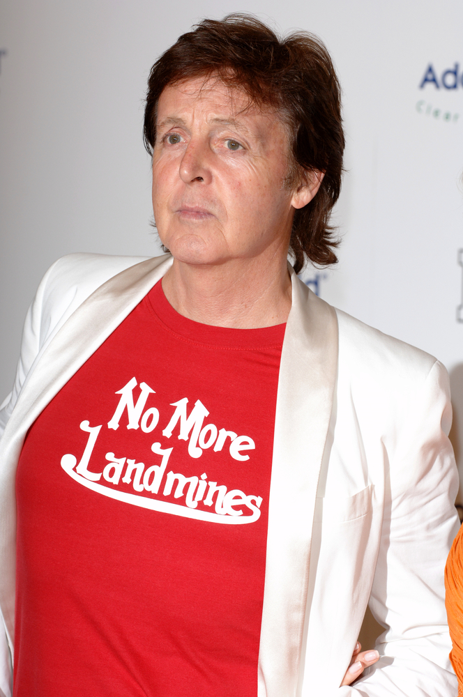 "2. ""Wonderful Christmas Time"" –Paul McCartney"