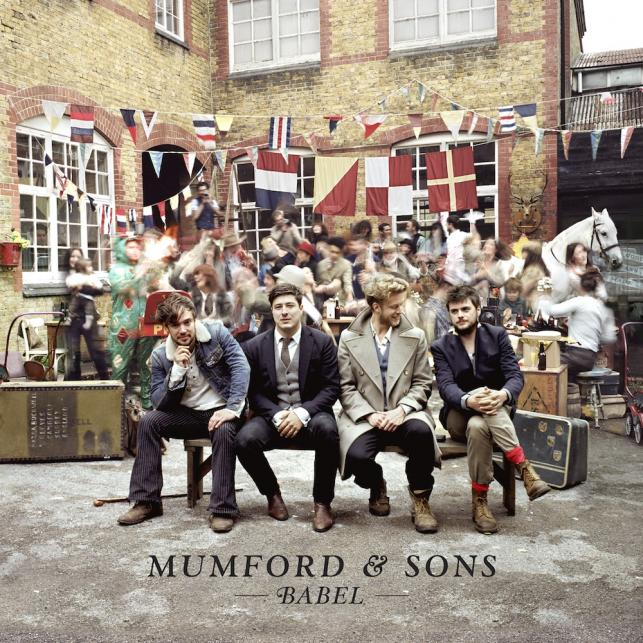 """Mumford and Sons """"Babel"""""""
