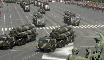 Baterie rakiet Iskander