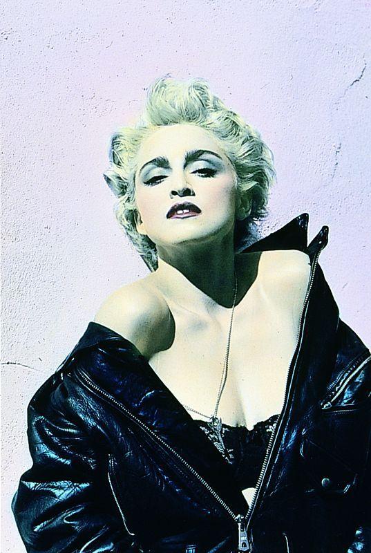 Madonna w 1986 roku