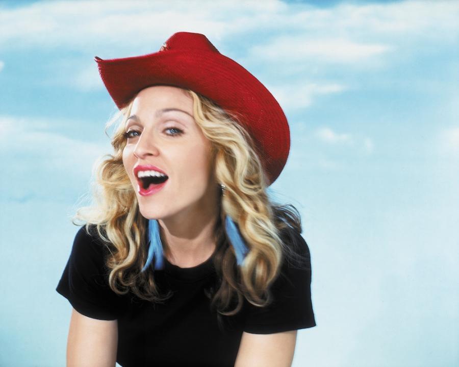 """Madonna z czasów """"Music"""" –2000 rok"""