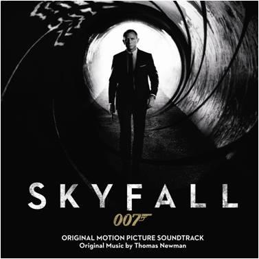 Muzyka do Bonda na płycie